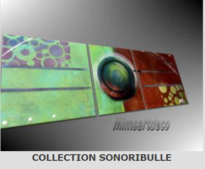 Tableaux collection sonoribulle