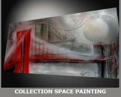 Tableaux collection space painting