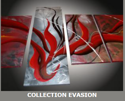 Tableaux collection evasion